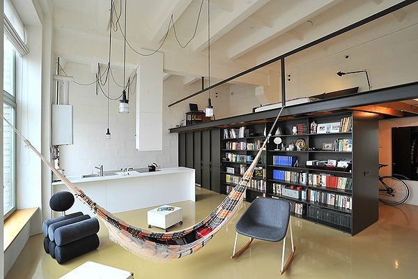 hammock in loft_ideastosteal