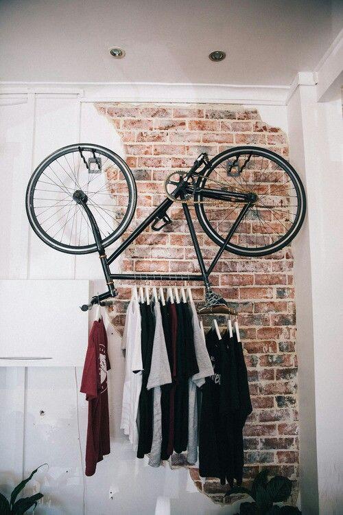 bici appendi abiti