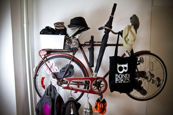 bici appendi tutto
