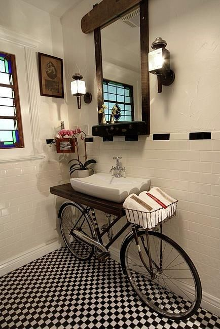 bici bagno