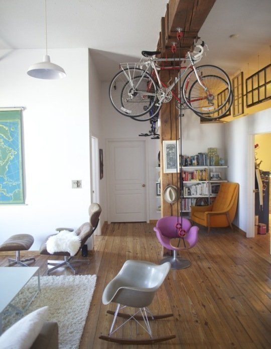 brillant bike storage