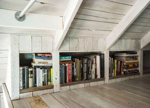 libreria parete 1