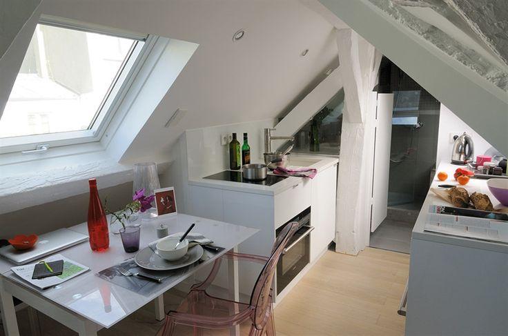 il post lo scegliete voi mansarda casa al 21. Black Bedroom Furniture Sets. Home Design Ideas