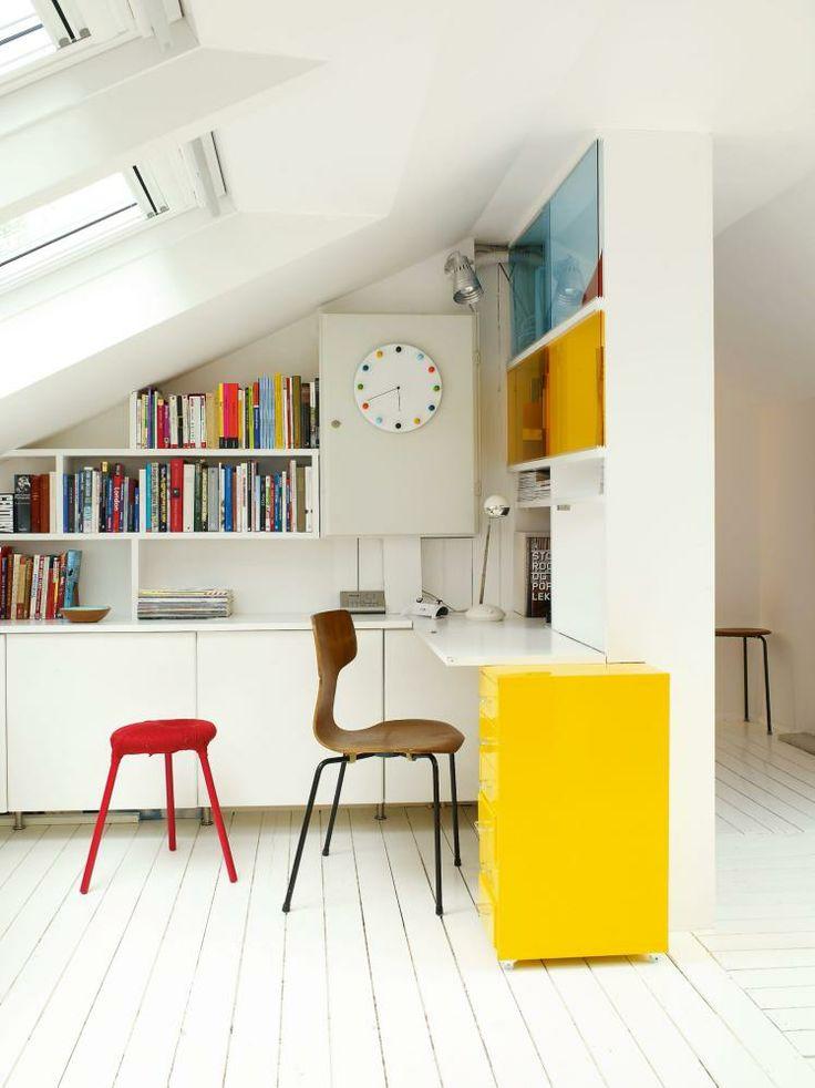 Il post lo scegliete voi mansarda casa al 21 for Lo space senza pareti