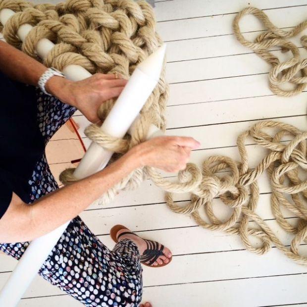 lavorazione lana