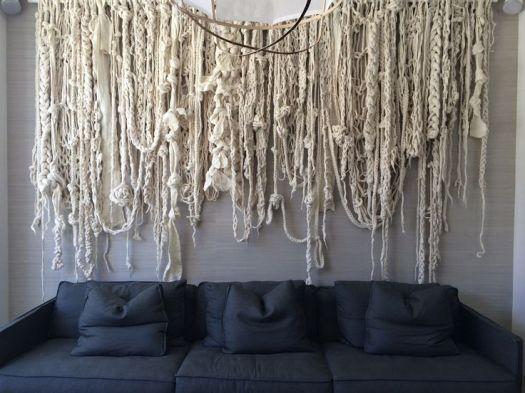 parete di lana