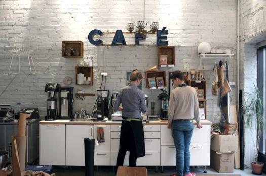 Helsingin kahvipaahtimo