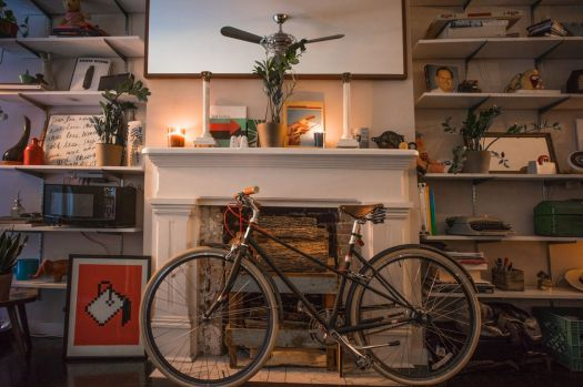 BICI E FIRE PLACE