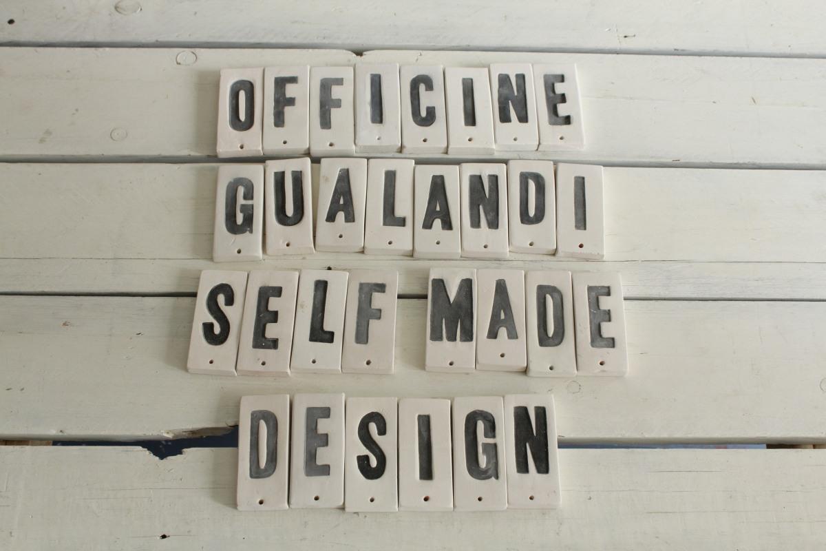 OFFICINE GUALANDI, DOVE ARTIGIANATO E DESIGN SI REINVENTANO.