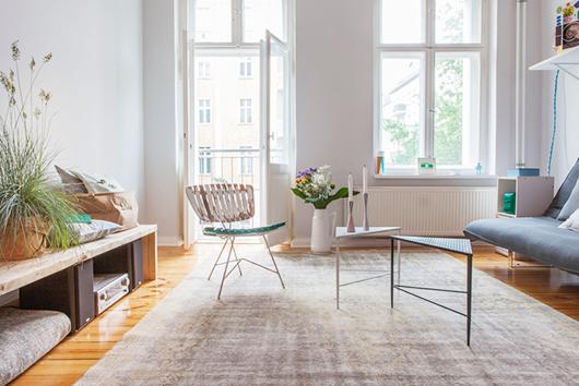 HOME TOUR, BERLIN BOY – Casa al 21